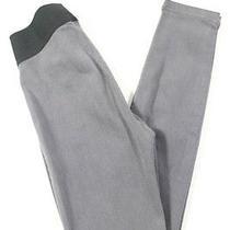 Goldsign Gray Black Skinny Leg Leggings Jeans Pants Sz 25 Photo