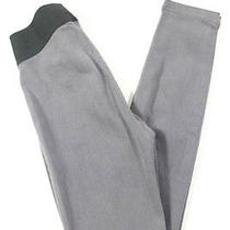 Goldsign Gray Black Skinny Leg Leggings Jeans Pants Sz 25 Photo