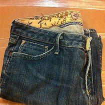 Goldsign Ladies Womens Pants Denim Jeans. Name Desire. Sz 28. W31. Made in Usa Photo