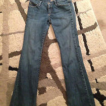 Goldsign 'Passion' Bootcut Jeans Aso Kate Middleton Size 27 Photo