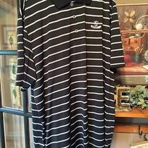 Golf Polo Shirt Addidas Williams Country Club Dri Fit Size Xl Photo