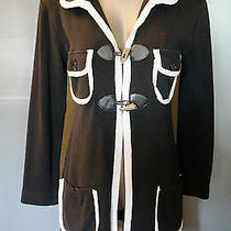 Gorgeous Audrey Hepburn Style Macy's Sweatercoat - Size Small Photo