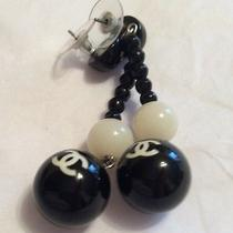 Gorgeous Authentic New Chanel Earrings Photo