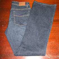 Gorgeous Barely Used Fantasy Dress Barn Dark Wash Boot Cut Jeans Size 4 Lnuc Euc Photo