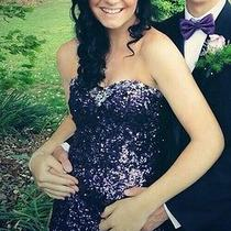 Gorgeous Blush Prom Dress Photo
