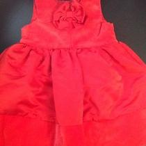 Gorgeous Carters Red Dress 24 Months Photo
