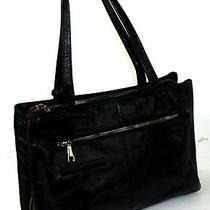 Gorgeous Hobo International Black Extra Large Tote Bag Shoulder Bag Purse Wow Photo