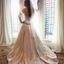 Gorgeous Kenneth Pool Wedding Dress by Amsale Photo