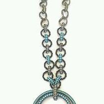 Gorgeous Lanvin Long Turquoise Necklace Photo