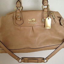 Gorgeous Large Coach Satchel Photo