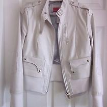 Gorgeous Mackage Ladies Leather Bomber Jacket Photo
