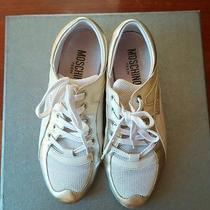 Gorgeous Moschino Womens Sneakers Size 6  Photo