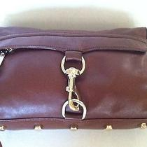 Gorgeous Rebecca Minkoff Mac Mahogany Handbag Purse Photo