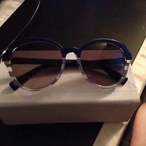 Gorgeous Retro Blue Dior Sunglasses  Photo