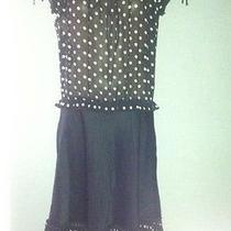 Gorgeous Vintage Moschino  Cheap & Chic Polka Dot Dress Photo