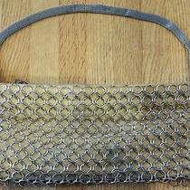 Gorgeous Vintage Whiting and Davis Chain Mail Link Purse Super Rare  Photo