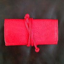 Gorjana Griffin Jewelry Roll Poppy Tulip Clutch Travel Holder Photo
