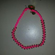 Gorjana Griffin - Pink Bali Bead Bracelet - Popsugar Must Have October 2013 Photo