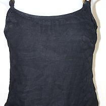 Gottex Black Textured 2 Pc Tankini Swimsuit 32 10 Photo