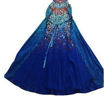 Gottex Silk Maxi Dress Camilla Size S Net a Porter Rrp 349 Bnwt Photo