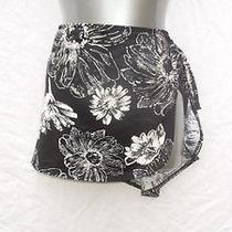 Gottex Silver Swimsuit Skort L Photo