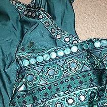 Gottex Swimsuit Sz 10 Green Photo