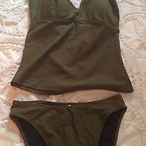 Gottex Tankini Swimsuit Sz 40 (Usa 10) Photo