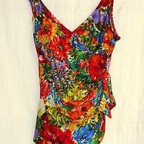 .gottex Vintage Swimsuit Sz. M Photo