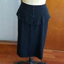 Grace Element Black Skirt. Sz. 4 Grace Elements Photo