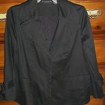 Grace Elements Black Trendy  Jacket 14w Photo