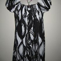 Grace Elements Black & White Dress Photo
