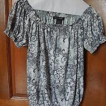 Grace Elements Knit Top Size Small (Macys) Photo