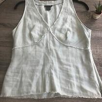 Grace Elements Linen Shirt Size 6 Photo