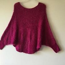 Grace Elements Pink Tunic Sweater Size Small. Photo