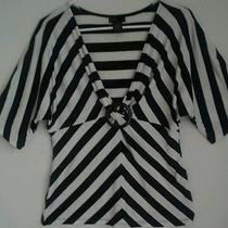 Grace Elements Pre Owned Womens Knit Top Size Large. Photo