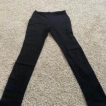 Grace Elements Size Xs Black Legging Pants Preowned Photo