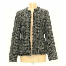 Grace Elements Women's Blazer Size 14  Gold  Acrylic Wool  Good Condition Photo
