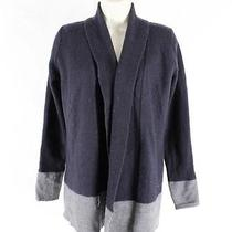 Grace Elements Women's Open Front Cardigan Sweater Shirt Size S Retail 79 Photo