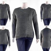 Grace Elements Womens Size Xl Pull Over Crew Neck High-Low Hem Knit Sweater Top Photo