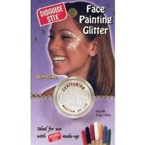 Graftobian Disguise Stix White Face Painting Glitter Fantasy Halloween Makeup Photo