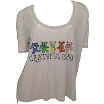 Grateful Dead Chaser Vintage Dancing Bears Tee T Shirt Top Sz Medium New 52  Photo