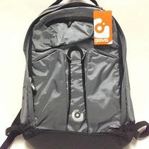 Gravis Metro Backpack Gunmetal Grey New With Tags Burton School Computer Photo