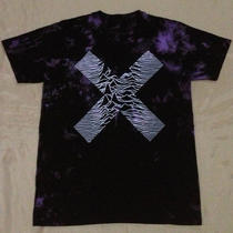 Graviton T-Shirt Tie Dye Alternative Rock Band Punk Streetwear Indy Bmx Biker L Photo