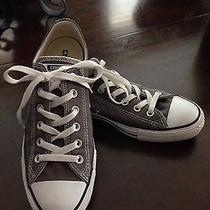Gray Converse 7 9 Photo