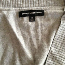 Gray Express Sweater Size Mediumfree Shipping Photo