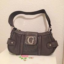 Gray Guess Shoulder Bag Photo