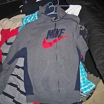 Gray Nike Jacket Photo