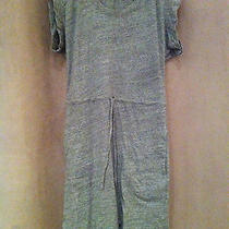 Gray Steven Alan Cotton Dress Photo