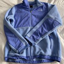 Great Find - North Face Denali Fleece Jacket - Girls L (14/16) Blue Photo