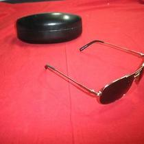 Great Fossil Men's Aviator Glasses / Nice / Take a Look Photo